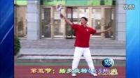 柔力球--第三套《难忘今宵》规定套路【背面】字幕版(hezi)_标清