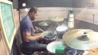 bateria教育学院鼓手Isac Jamba教学- Triplet ( Grupo de 9 Notas )