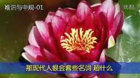 唯识与中观 01 南怀瑾 字幕版_标清