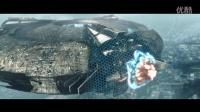强开脑洞科幻短片《入侵之日》