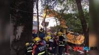 江苏无锡一民房因液化气泄漏爆炸 多人被埋