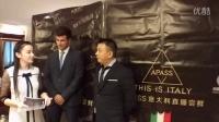 东方宝石洗护 APASS 意大利之旅 TIHS IS ITALY
