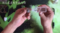 克莱鹏MINI+80W 搭配鹦鹉螺X雾化器使用方法及注意事项