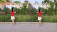滨河紫玉广场舞 最新广场舞 歌曲  中国梦 紫玉编舞  背面演示 王广成编舞 乌兰图雅演唱