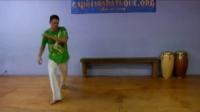 卡波耶拉巴西战舞动作