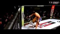 UFC 鳄鱼罗纳尔多索萨一战卢克高光时刻