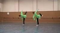 中国汉唐古典舞教学26__靠腿
