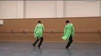 中国汉唐古典舞教学24__拉腿