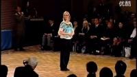 国标舞-身体的转动-东京讲习会2011-配音Reasonfinder_标清