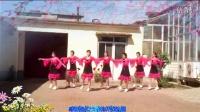 2016最新广场舞《献给亲人金珠玛》南王月亮广场舞