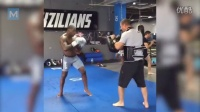 UFC 安东尼约翰逊MMA专项训练