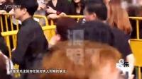 乔任梁追思会现场视频,陈乔恩哭了 被搀扶离开