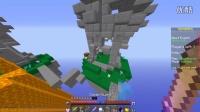 Minecraft虎龙x火山的hypixel空岛战争skywars双排EP:3 全场最佳-虎龙