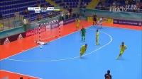 2016室内五人制世界杯八分之一决赛 阿根廷1:0乌克兰
