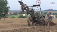 蒸汽拖拉机耕地(HD)