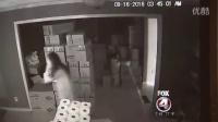 美国华裔女子开枪击毙歹徒