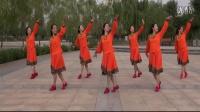 黄骅市枣儿红舞蹈队【敖包情】