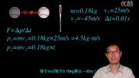 高中物理选修3-5 2 动量和冲量 例题
