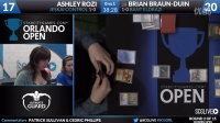 SCGORL - Modern - Round 2 - Brian Braun Duin vs Ashley Rozi