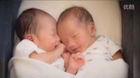 李心洁带两个宝宝不容易,脸都累小了一圈