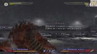 【奥特曼格斗进化重生】第66期地狱猛兽EX雷德王,笨笨游戏录