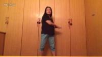【典传国术】终生学员吴缅先拨胯练习视频