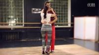 Inside The Dance Studio VOL.2  Nemanja & Laura  Kizomba Tarraxinha Impro.