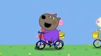 粉红小猪妹Peppa_Pig_10_Bicycles