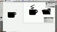 UI设计教程-绘制咖啡杯图标-传智播客