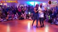 ALBIR ROJAS & SARA PANERO master class choreography