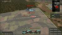 战争游戏红龙 AUK-85以一敌二憾负美英联军