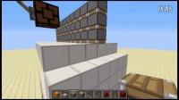 【RGT】Minecraft我的世界:高压4x10活塞门教程