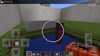MinecraftPE红石从0开始教程二十二 TNT飞天炮 小桃子