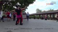 编舞优酷 zhanghongaaa 自编古代交谊舞动作配现代恰恰双人舞 人间天堂 原创