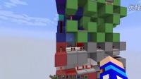 【RGT】Minecraft-极小的7x7活塞门教程