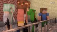 【Minecraft★我的世界★优质动画搬运】谁是杀手?