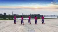 楚楚动舞广场舞《九儿》团队版附背面演示和教学分解