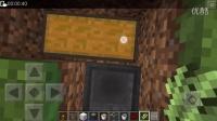 MinecraftPE红石从0开始教程三十 观察者甘蔗自动收割机 小桃子
