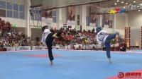 2016第十届跆拳道品势锦标赛-自由品势混双17岁以上土耳其第一名