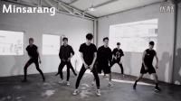 GOT7 - HARD CARRY舞蹈教学 练习室镜面