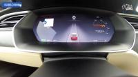 德国高速试驾特斯拉Model X P90D LUDICROUS MODE