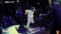 3【嘻哈时刻】Rice & Noodle vs Ousmane & Odile - House - 2016 UK B BOY世界街舞大赛