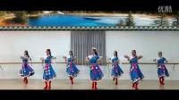 《最美的歌儿唱给妈妈》 简单广场舞教学 广场舞视频