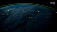 从宇宙看地球是怎样的景色