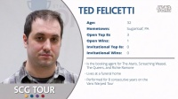 SCGINDY - Round 4b - Brad Nelson vs Ted Felicetti