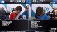 SCGINDY - Round 6 - Clay Spicklemire vs Emma Handy