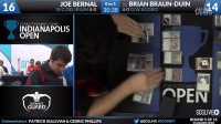 SCGINDY - Round 5 - Joe Bernal vs Brian Braun-Duin