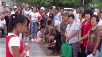 黄骅人民纪念毛主席逝世四十周年暨长征胜利八十周年活动纪实