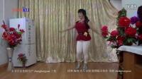 zhanghongaaa自编128步毛主席的话儿记心上健身舞原创