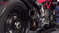 DUCATI Multistrada 1200S Mod. 2015 with REMUS sport exhaust